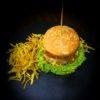 Chicken burger (combo)