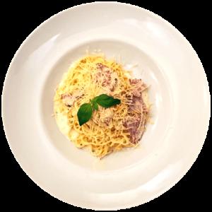 Спагетті Carbonara
